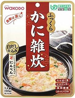 和光堂 食事は楽し ふっくらかに雑炊 100g×12個