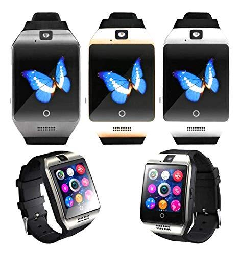 ZRSJ Bluetooth reloj inteligente cámara