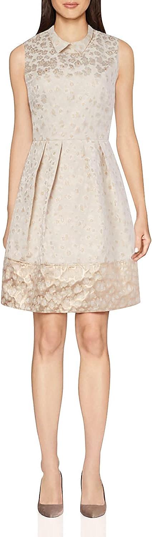 Erin erin fetherston Women's Carrie Blossom Jacquard Collar Dress