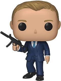 Funko Pop! Movies: James Bond S2 Daniel Craig (Quantum of Solace), Action Figure - 35676