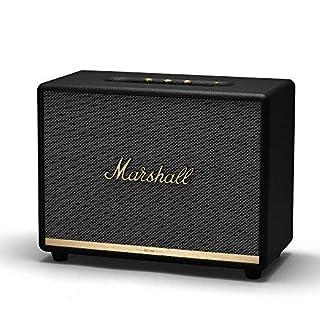 Marshall Woburn II Bluetooth Speaker - Black (UK) (B07HMZ2MFC) | Amazon price tracker / tracking, Amazon price history charts, Amazon price watches, Amazon price drop alerts