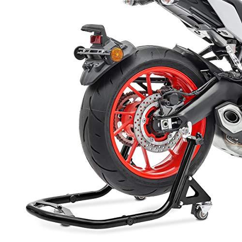 Cavalletto Sposta Moto per Yamaha MT-09 / Tracer 900 XBV nero