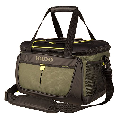 Igloo Outdoorsman Collapsible 50-Tank green/black, Green