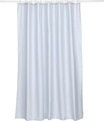 Kela ケラ シャワーカーテン サイズ:180×H200cm ライトグレー Laguna 22075