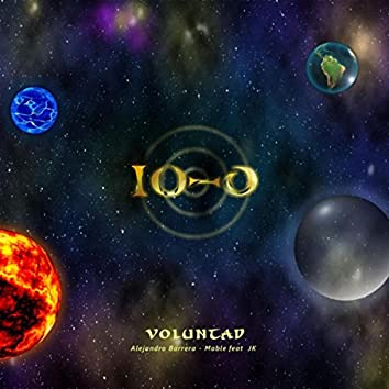 Voluntad (feat. JK)