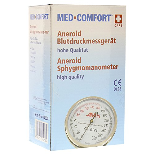 Med Comfort Blutdruckmessgerät Aneroid