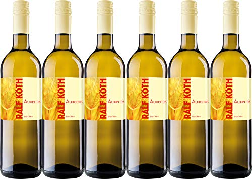Wein & Secco Köth Auxerrois 2019 Trocken (6 x 0.75 l)