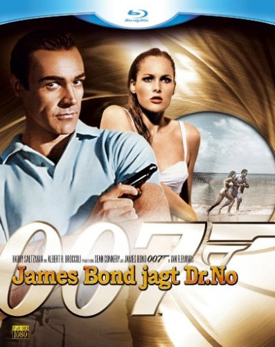 James Bond - Jagt Dr. No [Blu-ray]