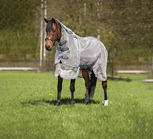 Horseware Rambo Protector Fliegendecke Oatmeal/Navy (145)