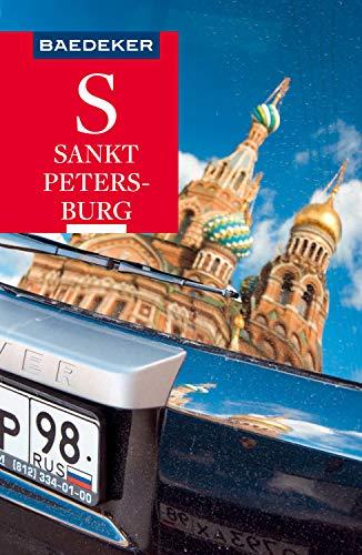 Baedeker Reiseführer Sankt Petersburg: mit praktischer Karte (Baedeker Reiseführer E-Book)