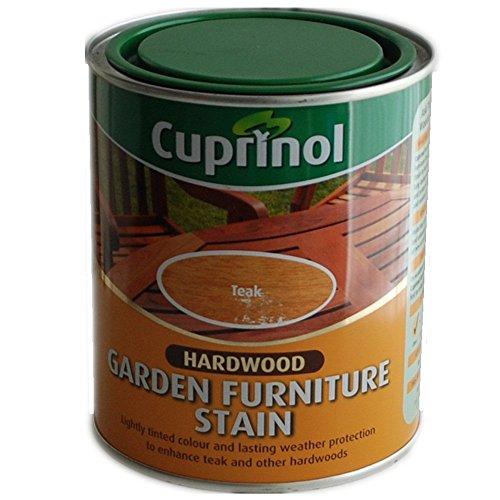Cuprinol® Hardwood Garden Wood Furniture Stain Paint Colour Shades...