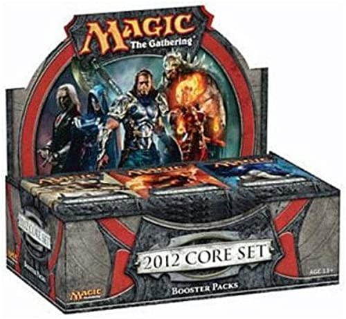 - Magic the Gathering 2012 Hauptset, 36 Booster