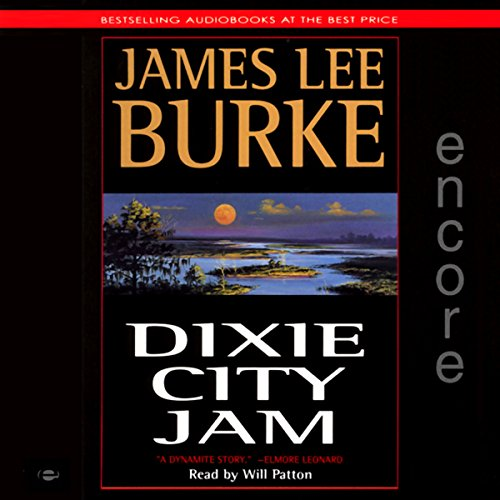 Dixie City Jam audiobook cover art