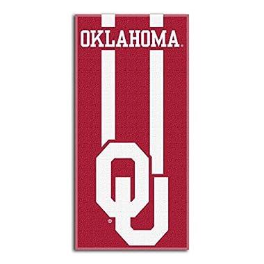 Northwest NCAA Oklahoma Sooners  Beach Towel,  30 x 60-inch