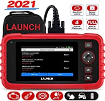 "LAUNCH OBD2 Scanner CRP123X Code Reader for ABS SRS Engine Transmission Diagnostic Tool, 5.0"" Touchscreen Android..."