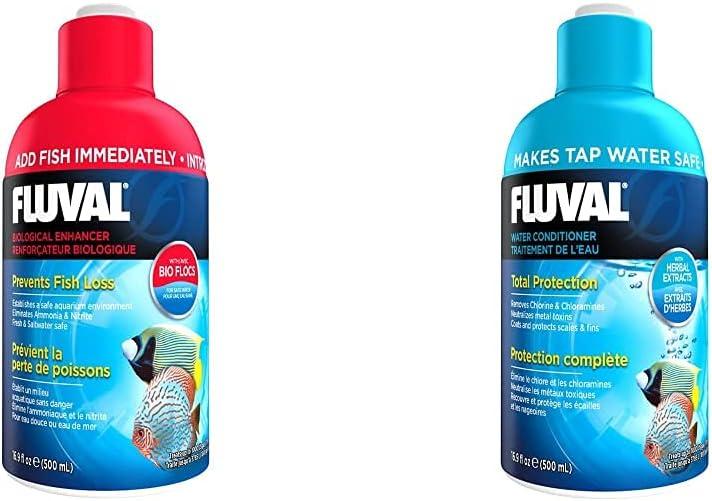 gift Fluval Hagen Biological Enhancer for Max 50% OFF Aquariums