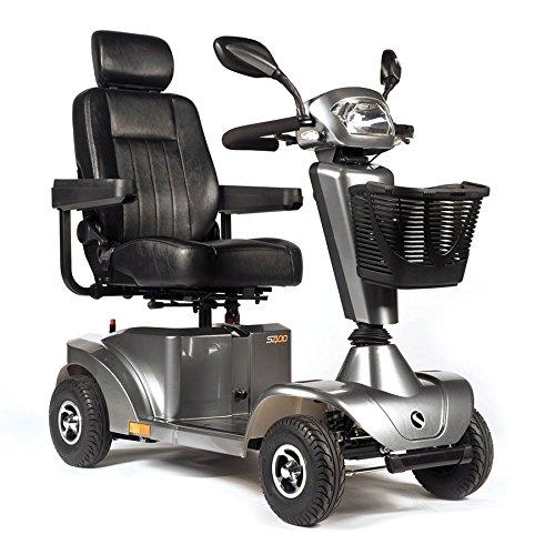 Ley S4006km/h S de móvil, elektromobil hasta 136kg el schhöne Senior móvil Incluye entrega/einweisung/montaje in situ
