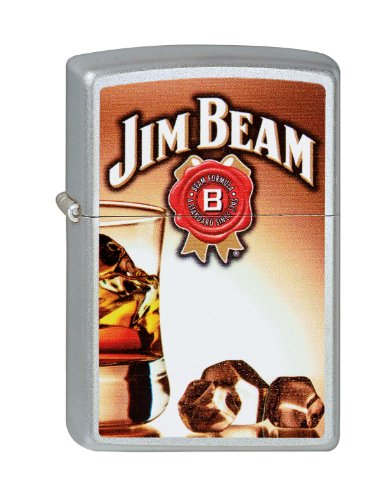 Zippo 2.003.234 Feuerzeuge Jim Beam - Collection 2013 - Satin Finish