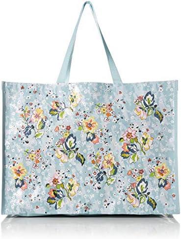 Vera Bradley Market Tote Bag Floating Garden product image