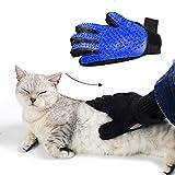 Guante Silicona True Touch Suave y eficiente para Mascota Perro Gato Animal Limpieza de baño CepilloPC 1