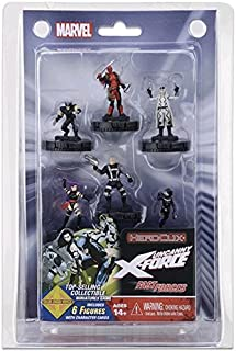 Wizkids CMG  Marvel HeroClix Deadpool and X-Force Fast Forces