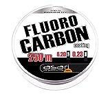 Asari - Fluorocarbon Coating 250, Color Transparente, Talla 0.280 mm