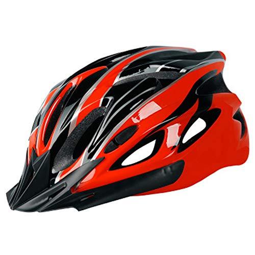 IDE Play Ciclo Casco, Casco de Ciclista de montaña 16 Vents Ajustable...
