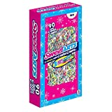 Ferrara (1) Box SweeTarts Tangy Mini Candy Canes - 3 Fruity Flavors: Blue Punch, Green Apple, Cherry - 90 Individually Wrapped Pieces per Box - Net Wt. 13.5 oz