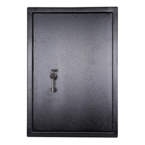 Jyan Heavy Duty Secured Safe Drop Box Safety Boxes with Key Lock for After Hours Deposits Payments Key and Letter Drops