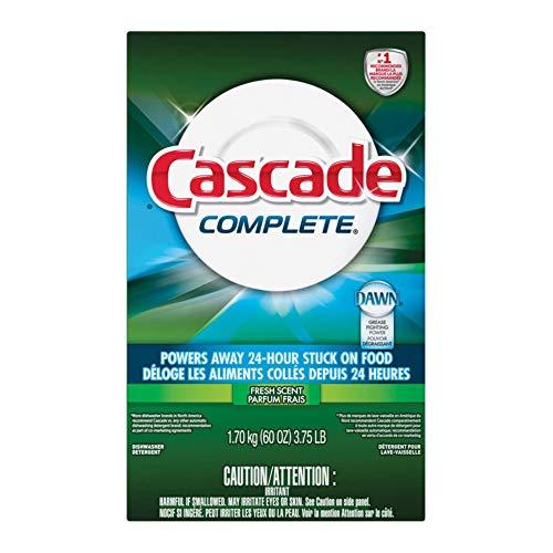 Procter & Gamble 95788 Cascade 60OZ Dishwashing Detergent, No Size, No Color