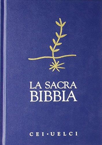 La Sacra Bibbia. UELCI. Versione ufficiale della Cei [Copertine Assortite]