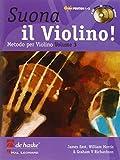 Suona il Violino! Vol. 3 Methodo per Violino + 2 CD...