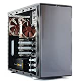 Trading Computer - Extreme Edition CPU - Intel Core i7 6800k 6-Cores, 12-Threads, 4.00 GHz - 8 Monitor Support - 2400MHz DDR4 RAM