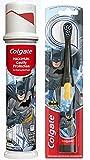 Batman Powered Toothbrush and Fluoride