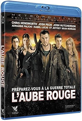 MOVIE - L AUBE ROUGE/BLU-RAY (1 BLU-RAY)