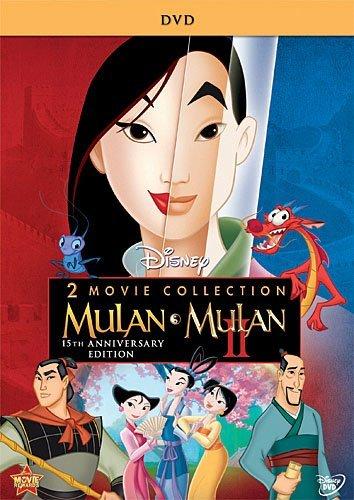 Mulan / Mulan II by Ming-Na Wen