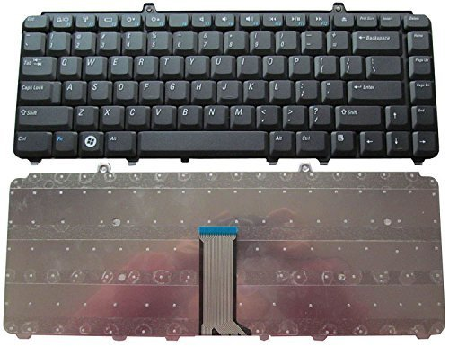 KENAN New Laptop Keyboard for DELL Inspiron 1318 1400 1410 1420 1425...