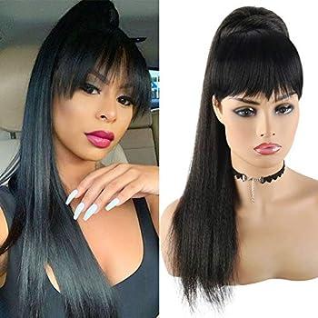 Best bang and ponytail wig Reviews