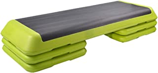 Step machines Aerobic Stepper, Non-slip And Durable Fitness Pedal Beautiful And Easy To Clean Stepper For Yoga And Aerobic...