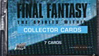 Final Fantasy - The Spirit Within - ein Booster - englisch [Import anglais]