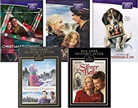 Hallmark Movies on DVD - Christmas in Conway/ One Christmas Eve/ Silver Bells/ November Christmas/ Christmas With Holly