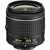 Nikon 18-55mm f/3.5 - 5.6G VR AF-P DX Nikkor Lens - International Version...