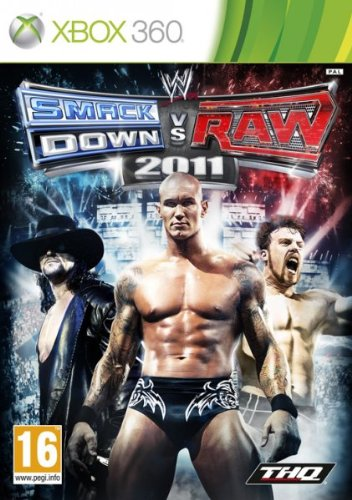 WWE Smackdown vs Raw 2011 [Import spagnolo]