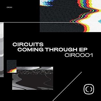 Coming Through EP