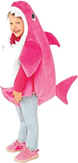 Rubie's unisex-child Mommy Shark Costume with Sound Chip Costumes