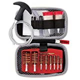 Real Avid Universal Gun Cleaning Kit, All-in-One Pistol, Shotgun and Rifle Cleaning Kit with Flex Cable, Bore Brushes, Gun Cleaning Jags & Gun Cleaning Patches, No Disassembly Easy Gun Cleaning Kit