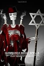 Quimbanda Magic Spells, The Secrets Of Afro-Brazilian Spiritualism, The Fourth Kingdom Of The Cemetery, No.4