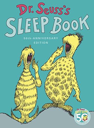 Dr. Seuss's Sleep Book (Classic Seuss) (English Edition)