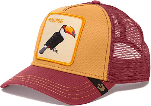 Goorin Bros. Animal Farm 'Take Me to' Toucan Snapback Trucker Hat