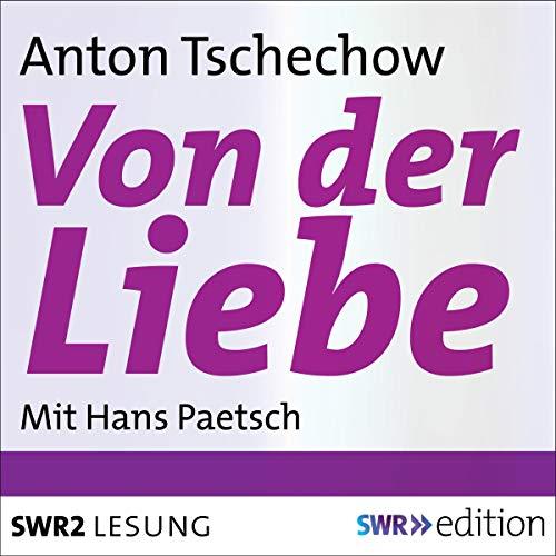 『Von der Liebe』のカバーアート
